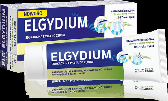 Elgydium edukacyjna pasta do zębów